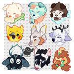 [Personal] Cheeb Icons II