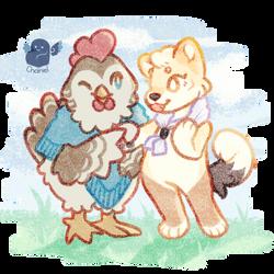 [CC] Friendship