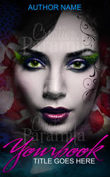 book cover on romance