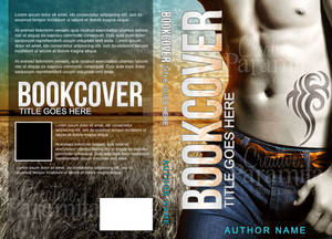 Summer romance premade book cover