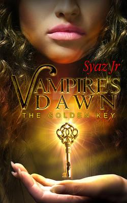 Vampires' Dawn Book Cover Design