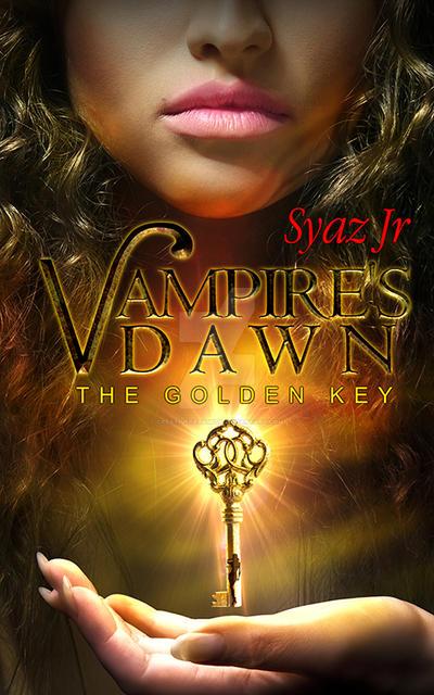 Vampires' Dawn Book Cover Design by CreativeParamita