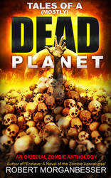 Tales of a (Mostly) Dead Planet: Book cover design