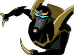 Prowl - Transformers Animated