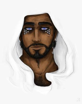 Tahir by Sheppard56