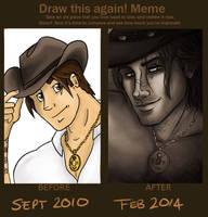 Draw This Again - Alex by Sheppard56