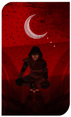 Tarot - The Rogue