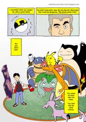 Pokemon Comic-2 by dalf-rules