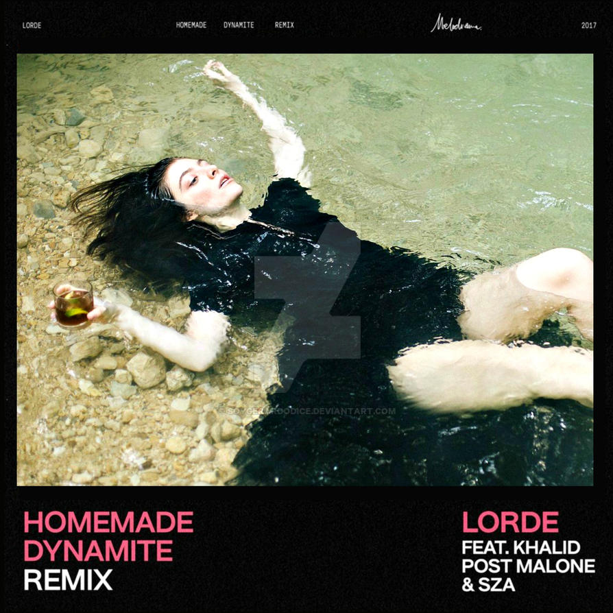 Homemade Dynamite Feat Khalid, Post Malone And SZA By