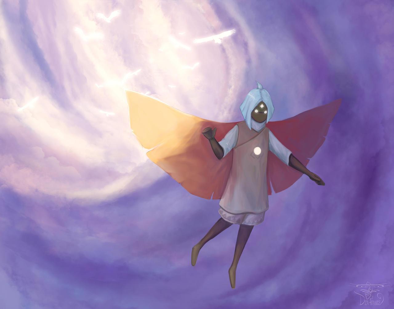 Sky: Children Of The Light (Sketch)