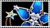 Aqua Wayfinder Stamp by FlameSalvo