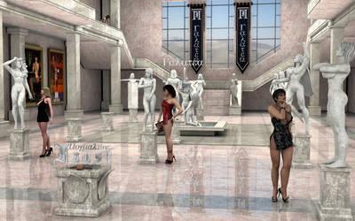 Galleria Galatea 001 by pygfaust
