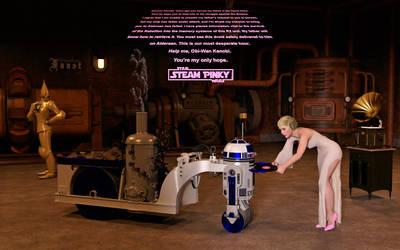 Steam Pinky Star Wars