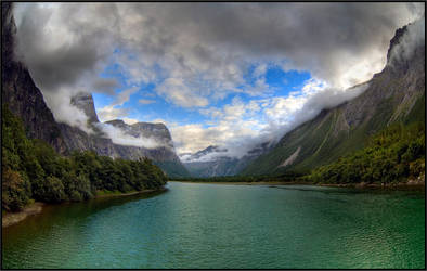 Norway 108 by lonelywolf2