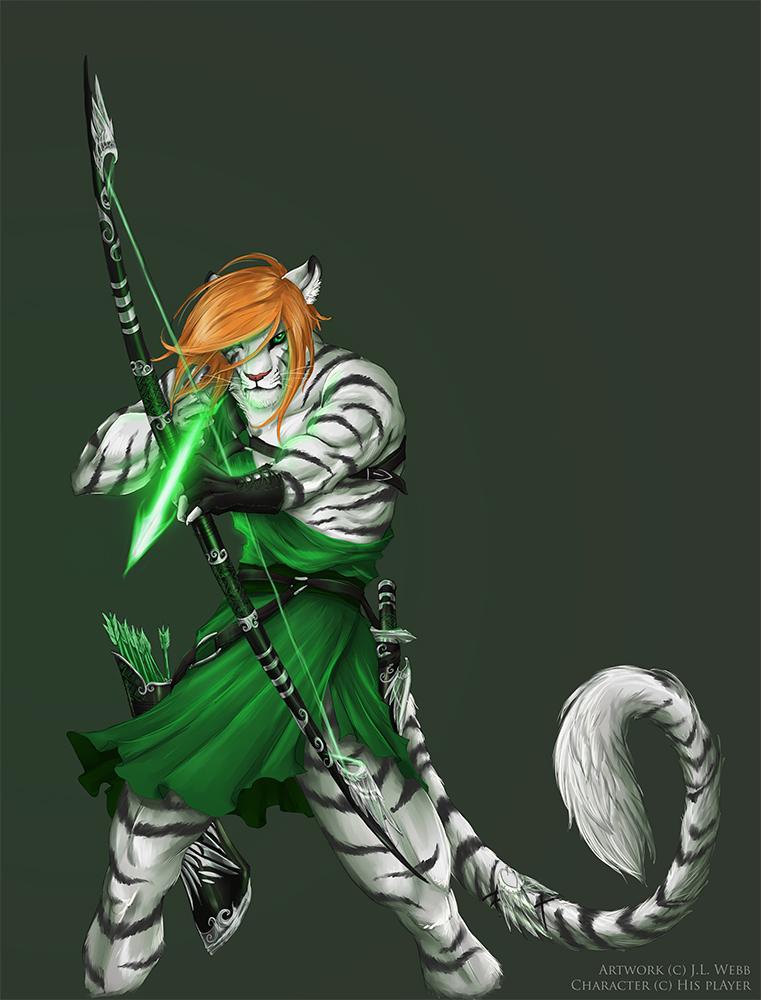 Archer by jeddibub