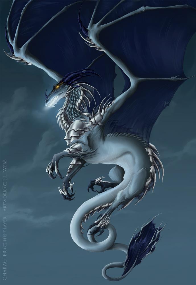 Dragon by jeddibub