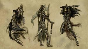 Three Elves by jeddibub