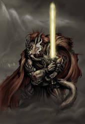 Renegade Jedi by jeddibub