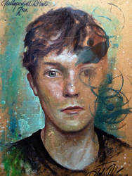 Selfportrait - age 27