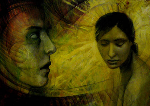 self portrait with martha