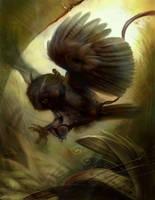 owl fairytale by nailone