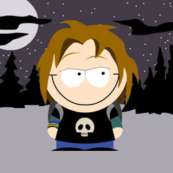 South Park Me by eehad