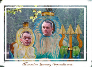 King of the Mummelsee