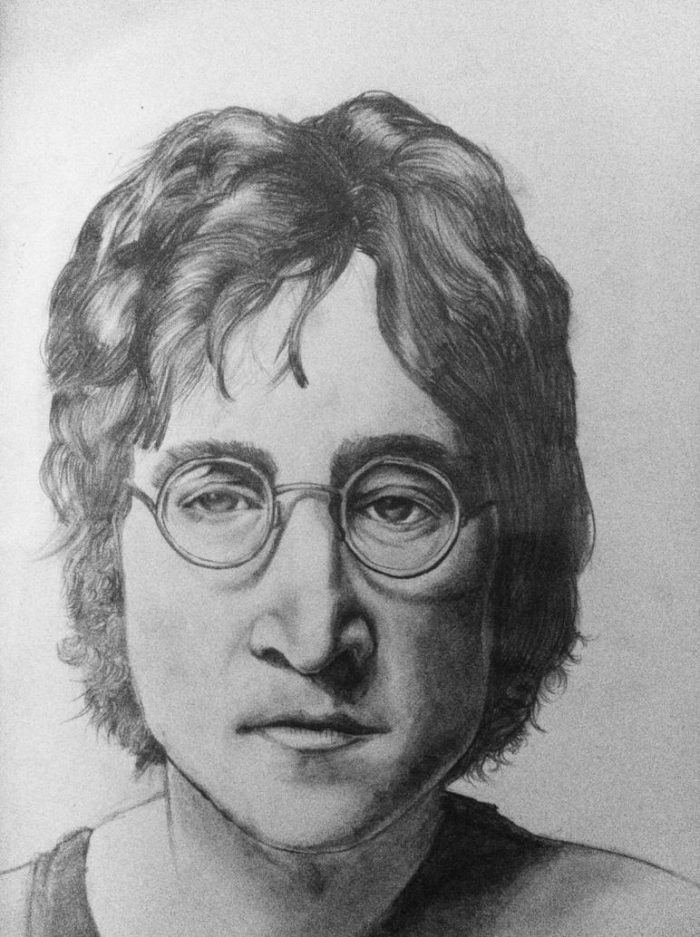 John Lennon ~ as i Imagine by PranayParwal