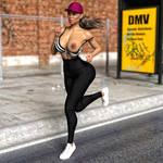 On a morning jog by DanP3DX
