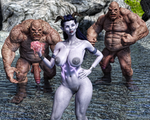 Oh, the brainless ogres are already here by DanP3DX