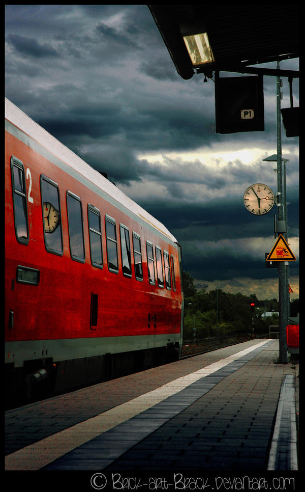 Take the A-Train by Brick-art-brack