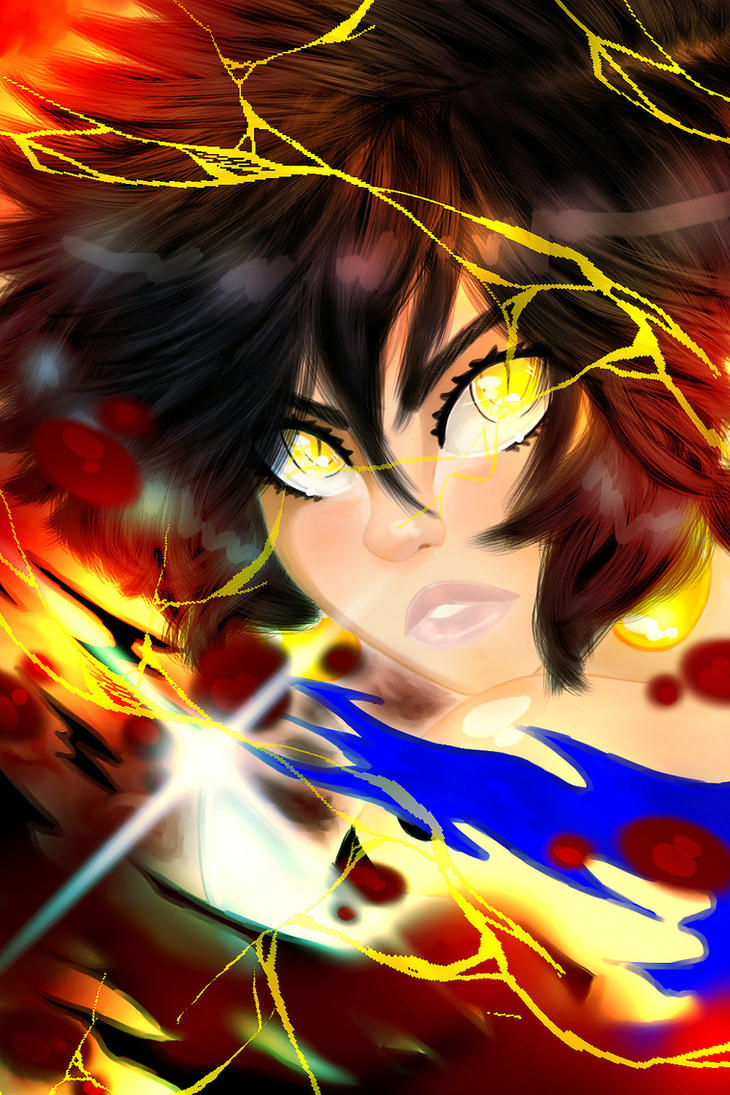 Azula's Rage by The-Ravulture