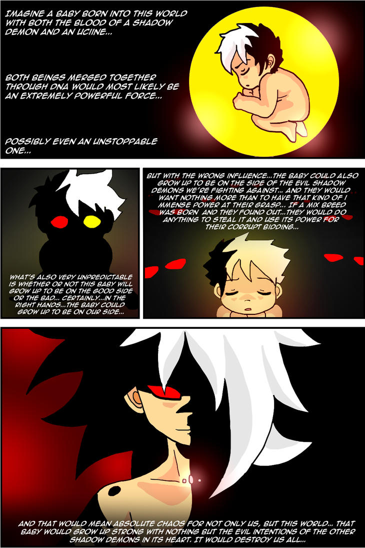 Shadow Guardian Page 15 by The-Ravulture