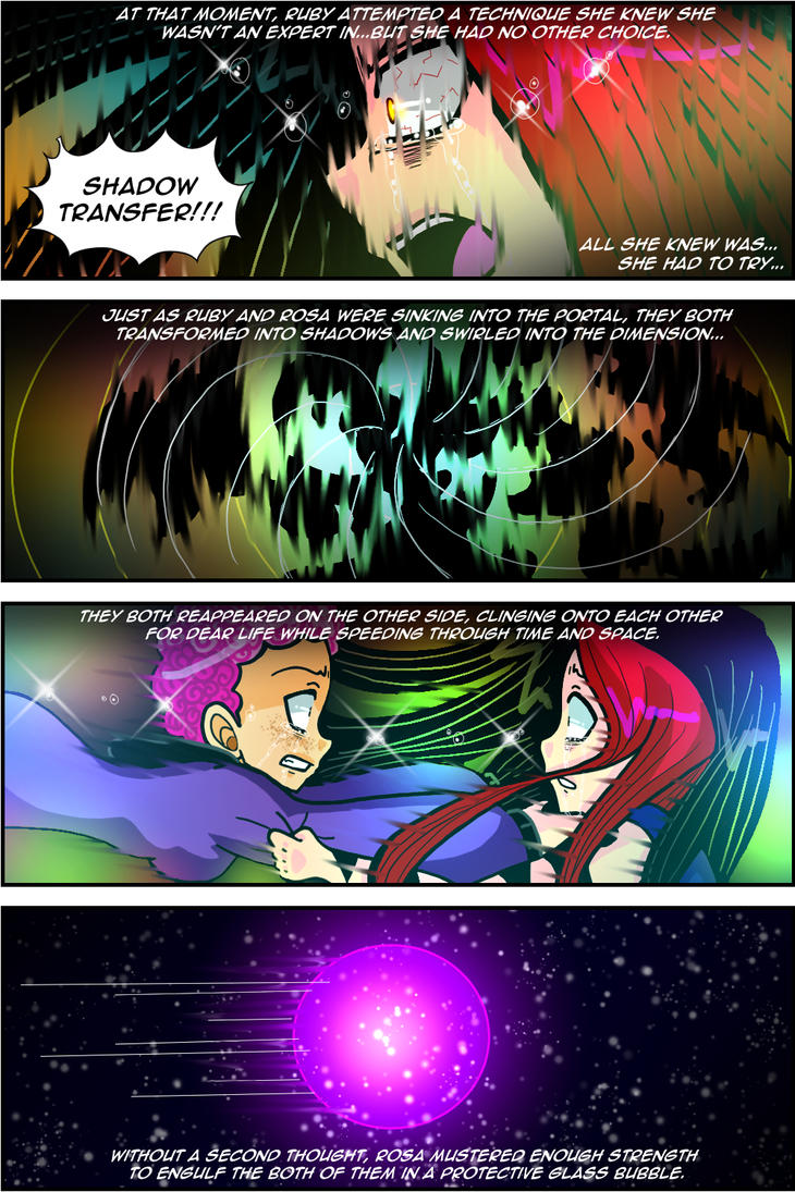 Our Little Universe Page 34 by The-Ravulture