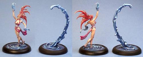 Anima Tactics Bella and Aqua
