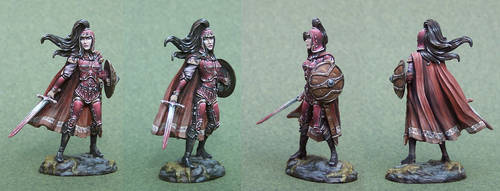 Darksword Female Paladin