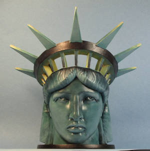 Ghostbusters 2 Statue of Liberty
