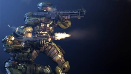 Fireteam Cobalt by Gompf