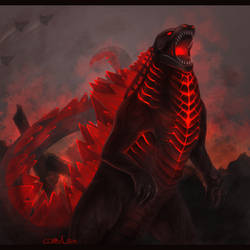 Godzilla, the king of monsters