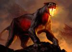 Chartooth Cougar MTG