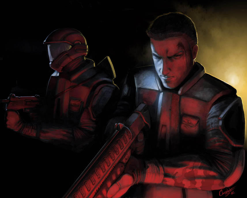ODST by chasestone