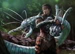 Yisan, Wandering Bard