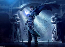 Jace, Living Guildpact by chasestone
