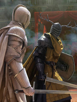 Ser Duncan the Tall in trial by combat