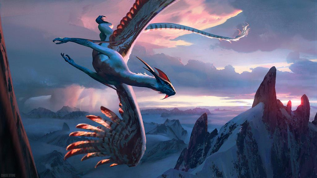 Resultado de imagen de ojutai dragon chase stone