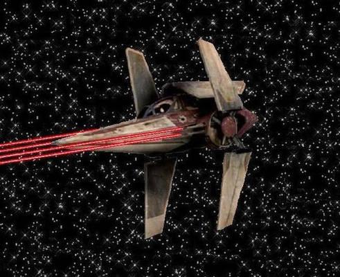 V-Wing Starfighter