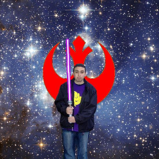 Danny of the Rebel Alliance