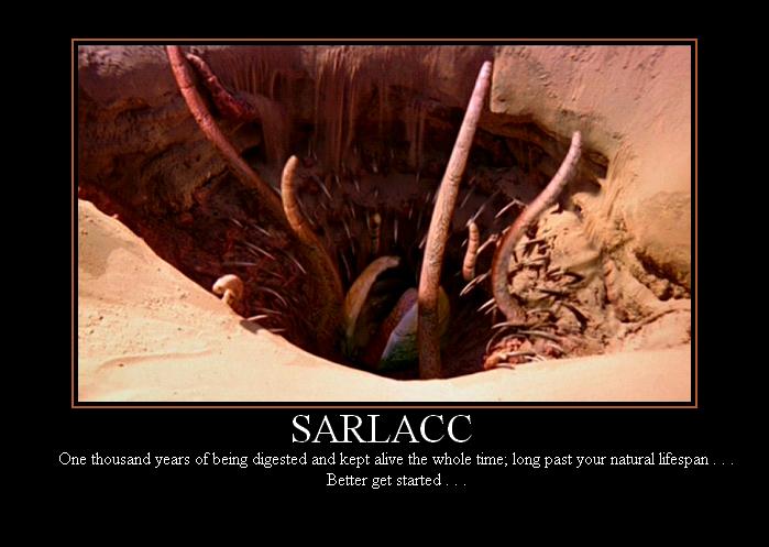 Sarlacc by Winter-Phantom on DeviantArt