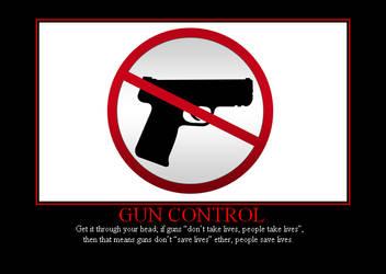 Gun Control by Winter-Phantom