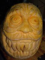 Mr. Sharp Tooth by randomsculptor